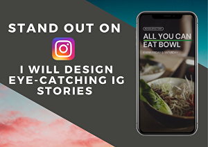 I will animate instagram story promo ad in 24 hours