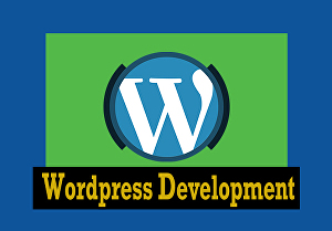 I will design responsive and premium quality wordpress website