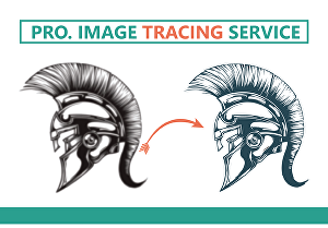 I will do vector tracing and flat vector tracing