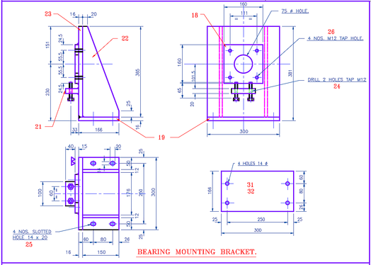 Draw Perfectly New or As Built drawing in CAD 2d-3D
