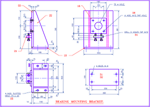 I will Draw Perfectly New or As Built drawing in CAD 2d-3D