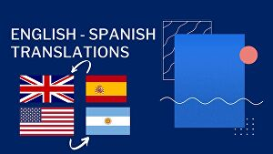 I will provide you with human translation from English to Spanish & vice versa