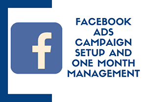 I will manage and optimize FB advertising, FB ads marketing, Facebook ads campaign one month