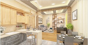 I will do architectural Interior and Exterior rendering,3 d Designing and House Planning