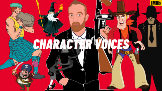 Voice over 200 words in a character voice in 24 hours