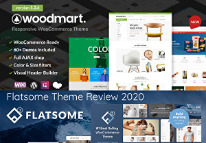 I will create woocommerce website and multi vendor website using woodmart theme and flatsome them