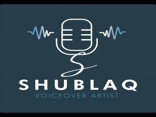 record a deep Arabic or English male voiceover