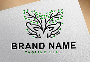 I will design beautiful logo for your website company or business