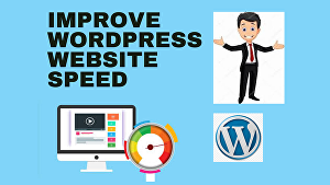 I will Do WordPress Website Speed Optimization and Increase Performance