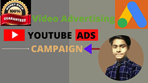 I will setup Youtube ads campaign with Google Adword for video marketing
