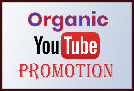 do Youtube video promotion or marketing