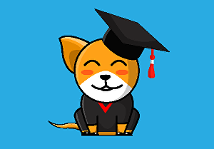 I will draw a cute dog, cat, and any pet vector portrait