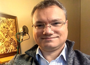 I will record a professional voice-over in English or Polish language