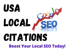 I will add your business in 200 USA directories to be top in local search
