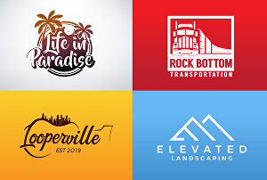 I will design a unique and professional Logo  for your business