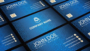 I will do luxury Business Cards design