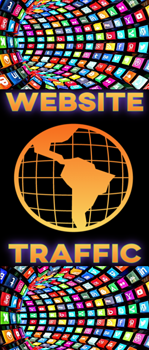 I will give you website or youtube organic traffic from USA and EU