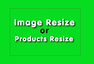 I will resize,  crop product, image, photo and picture