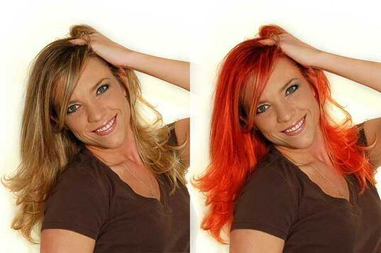 do professional photo editing, color changing, correction, grading in Photoshop