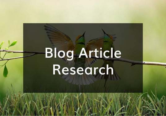 research blog articles for re-writing