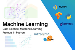 I will do Machine Learning python projects