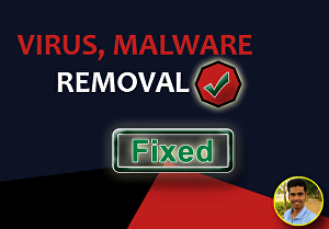 I will remove malware, virus from wordpress website