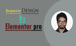 I will create a landing page by Elementor pro