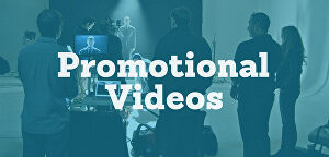 I will create  amazing business promotional video