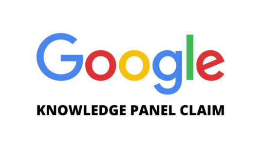 create google knowledge graph panel for person or company