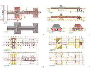 I will do 2d technical drawing and architectural floor plans and more