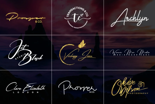 design handwritten signature or font or text or photography logo