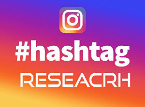 I will Research 30 hashtags to grow your Instagram organically