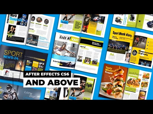 create this Book Promotional Video