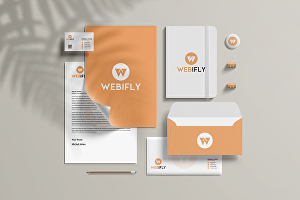 I will design business identity and corporate brand identity design
