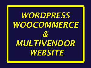 I will design or redesign WordPress woocommerce website or eCommerce store