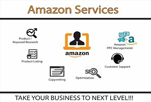 I will be your expert amazon VA for listing, PPC, and pl