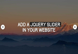 I will add an awesomeimage slider to your website