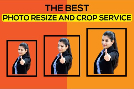 resize, crop, rotate, and reduce or increase image size