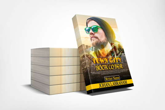 design professional book cover or eBook cover
