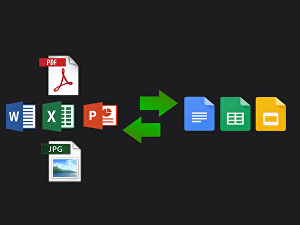 I will Convert Pdf To Word, Excel, PowerPoint, Image