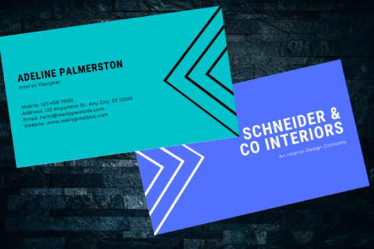 do professional business card design in 24 hours