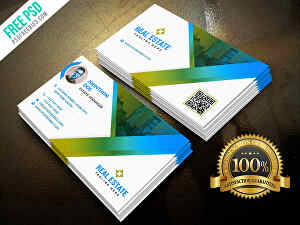 I will Design Modern and Creative business card