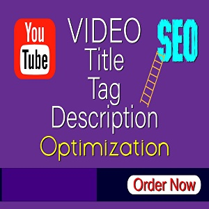 I will do Youtube Video SEO and Video Promotion