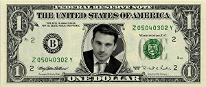 I will put your face in any dollar bill that you want