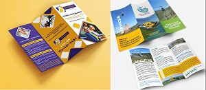 I will do brochure design
