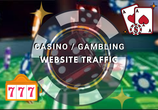 drive casino targeted visitors to your link