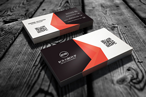I will create luxury modern business card design and credit card, visiting card