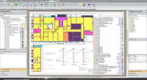 I will do complete construction materials estimate in Planswift with MS excel