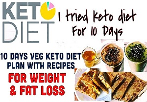 I will design healthy custom keto diet plan for weight loss
