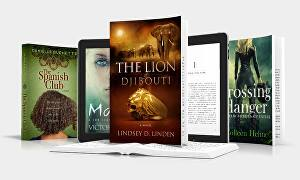 I will design book interior layout, book cover and ebook